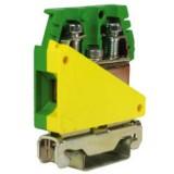 TE.16/O зажим для заземления желт. зелен 16 мм²