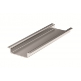 DIN-рейка металлическая, OMEGA 3 35x7,5x1, длина 2 м
