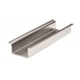 DIN-рейка металлическая, OMEGA 3A 35x15x1,5, длина 2 м